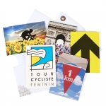 Kaartenset Tour de France 'Tour cycliste Feminin