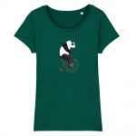 t-shirt-dames-panda-bottle-green-1