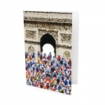 Wenskaart Tour de France 'Champs Elysees'