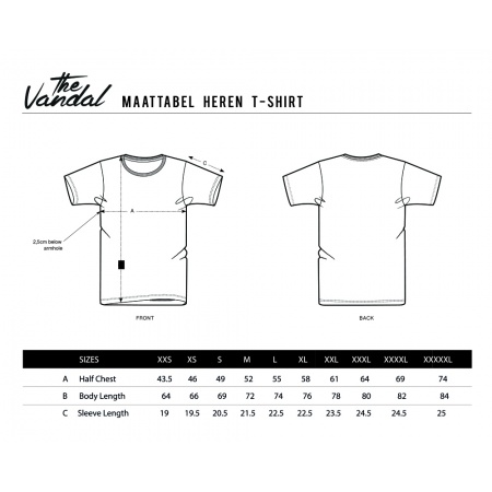 maattabel_heren_t-shirt